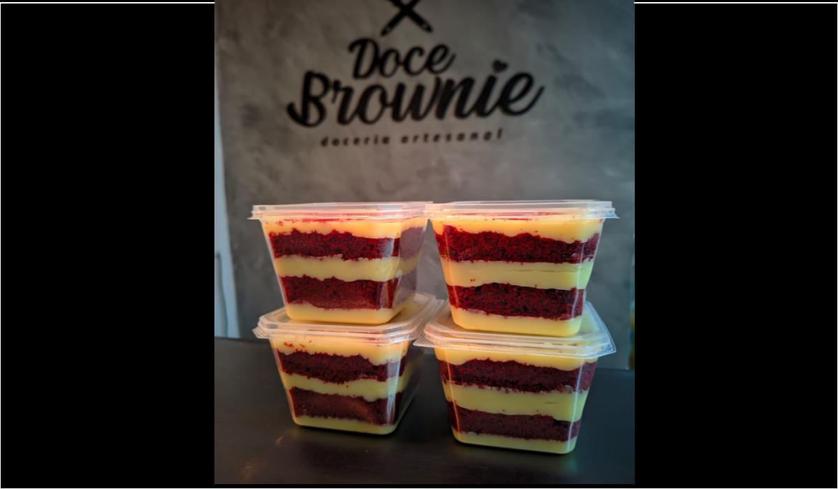 Doce Brownie - Doceria Artesanal