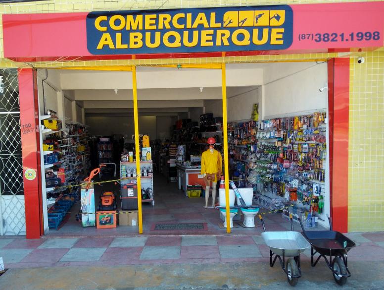 Comercial Albuquerque