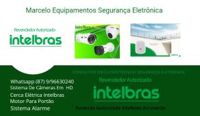 Marcelo Equipamentos de Segurança Eletrônica